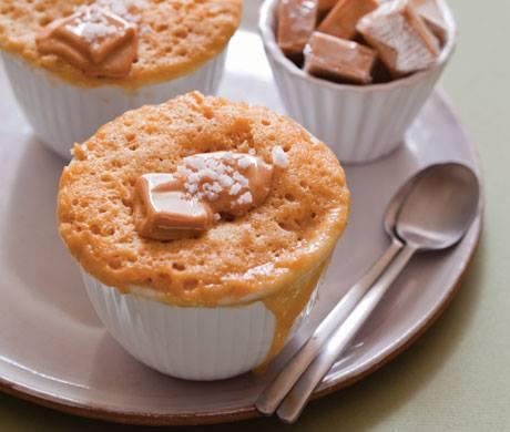 Mug Cake Caramel Beurre Salé1