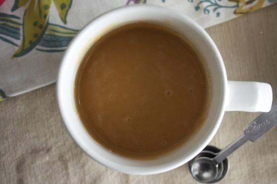 Mug Cake Caramel Beurre Salé5
