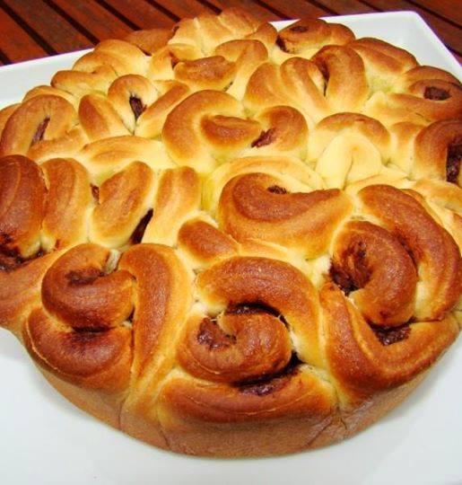Brioche bouclette au nutella1