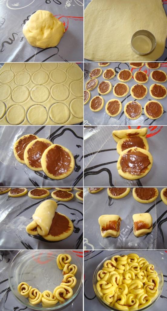 Brioche bouclette au nutella2