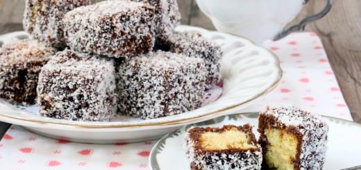 Gâteau Lamington