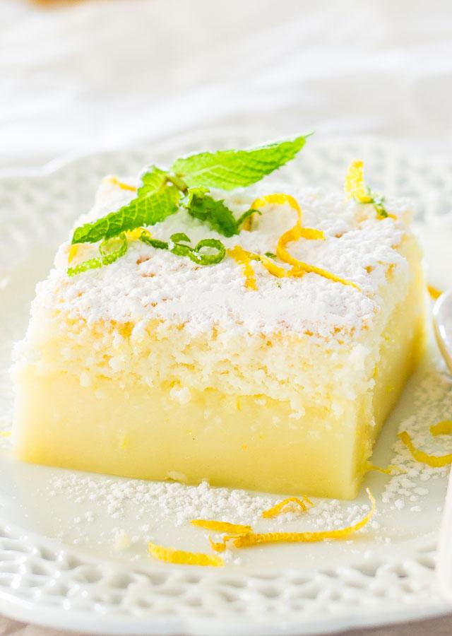 Gâteau magique au citron1