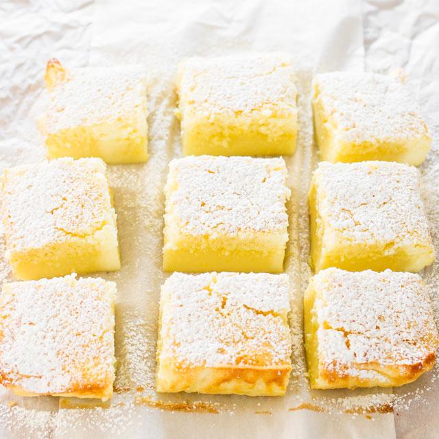 Gâteau magique au citron3