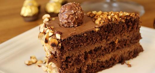 Le gâteau Ferrero Rocher2