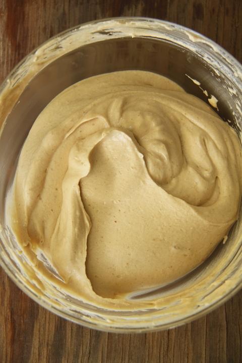 Mousse au beurre de cacahuète et chocolat3