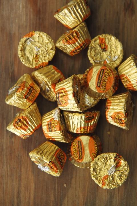 Mousse au beurre de cacahuète et chocolat5