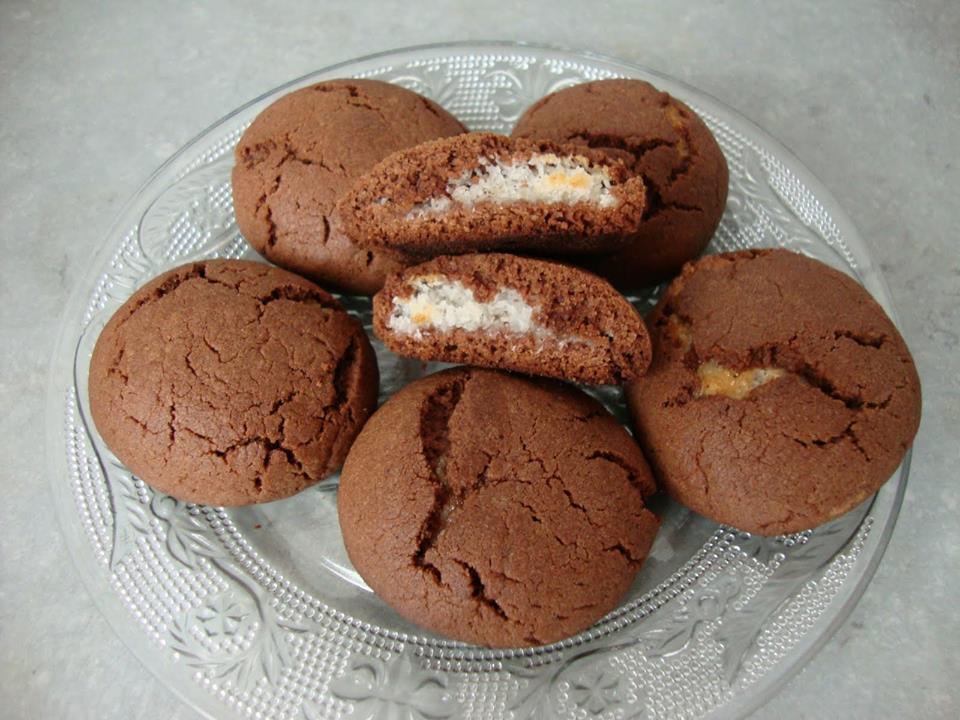 Sablé au chocolat et noix de coco1