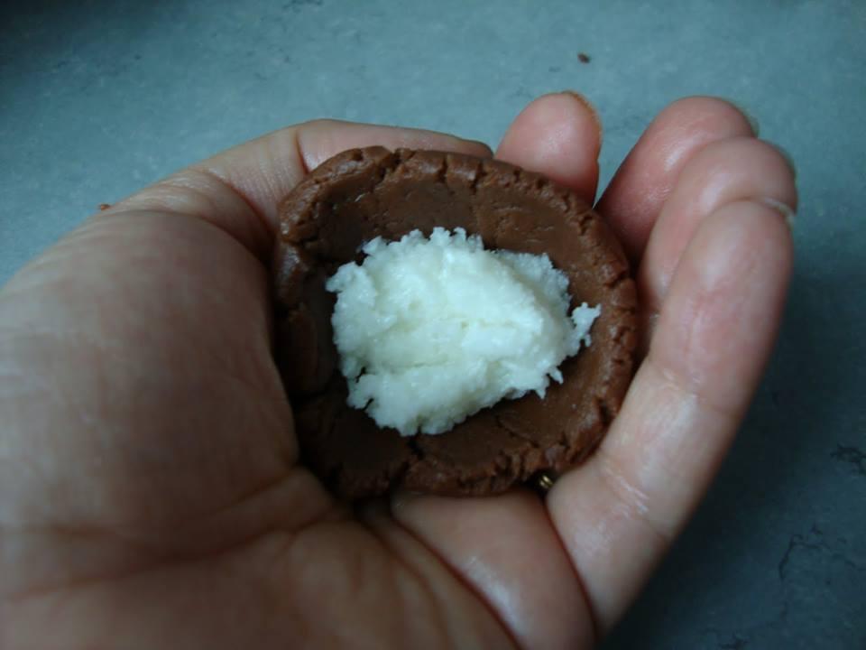 Sablé au chocolat et noix de coco3