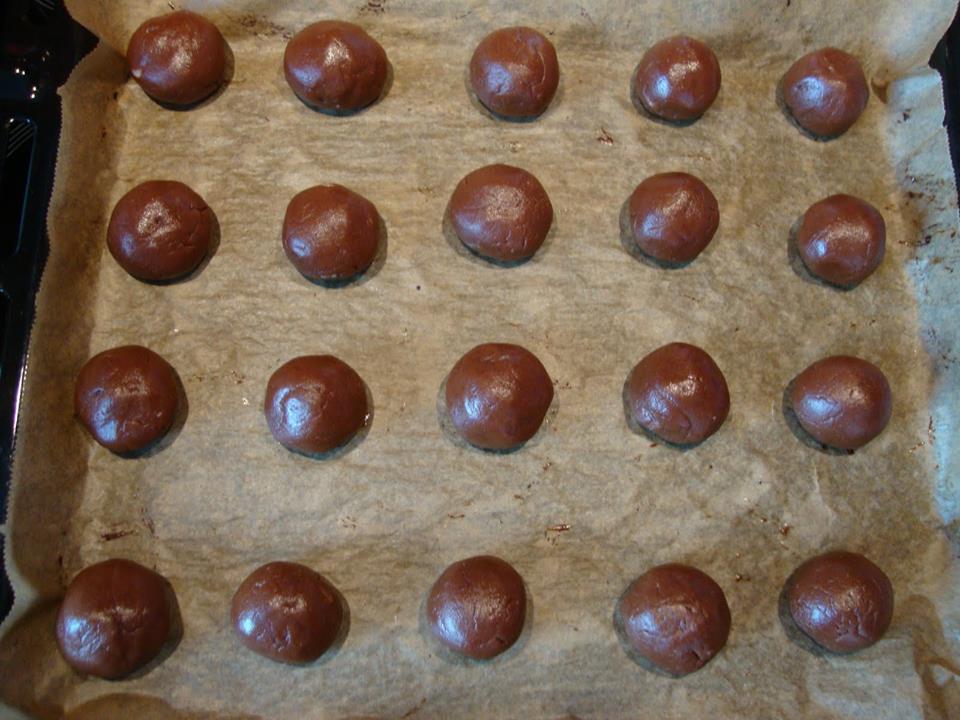 Sablé au chocolat et noix de coco4