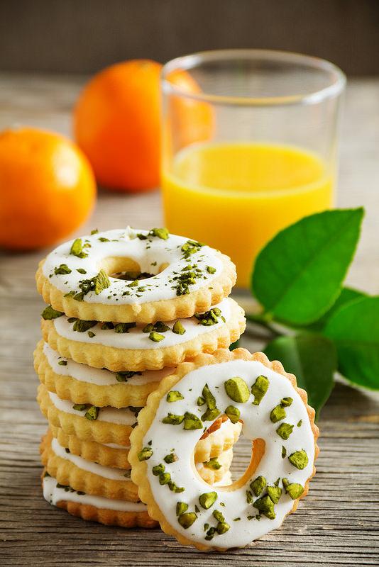 Anneaux citron pistache1