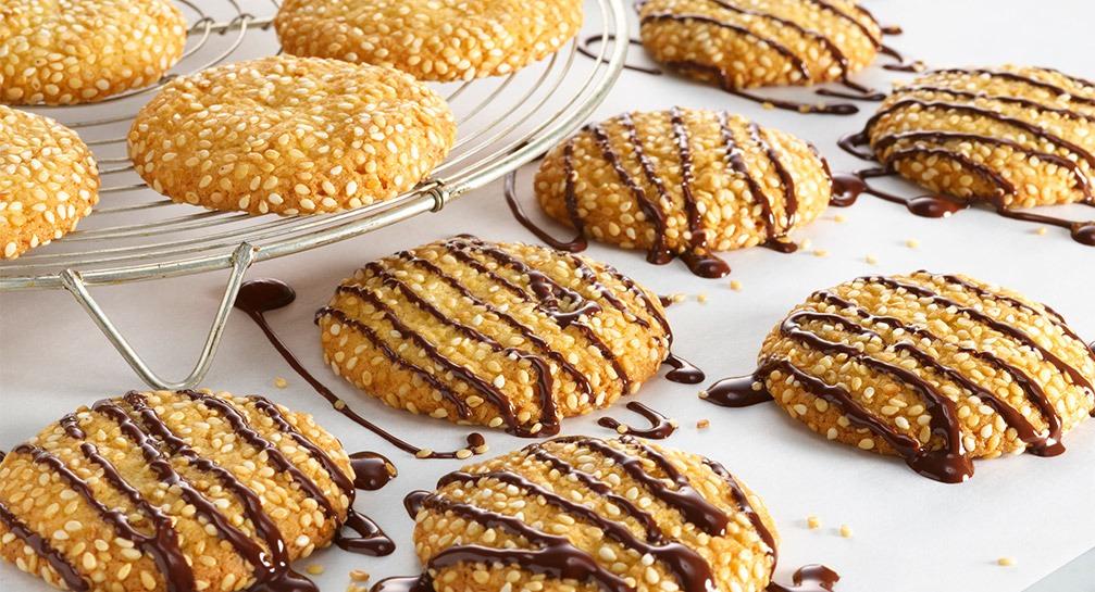 Biscuits au Sésame1