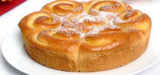 french yeast pastry: Chinois   französisches Hefegebäck