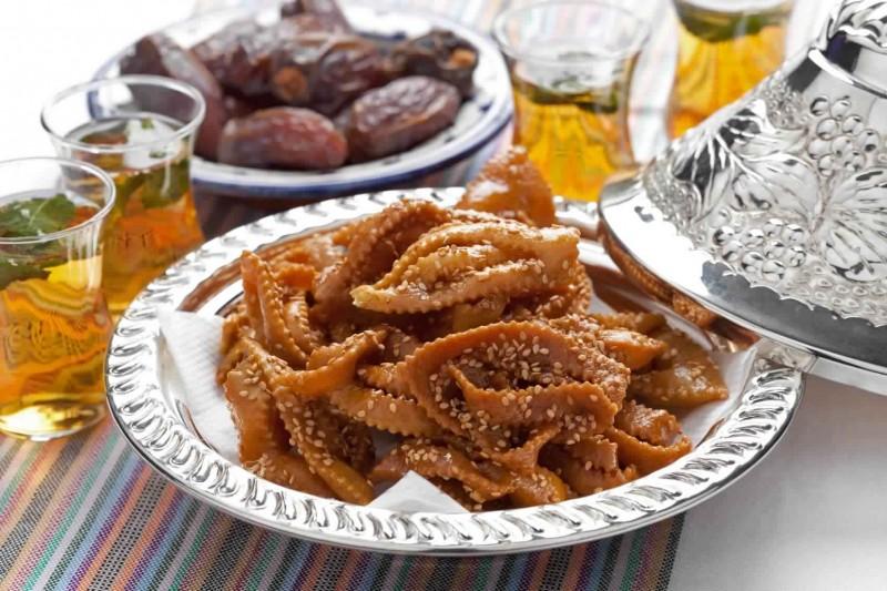 Chebakia marocaine1