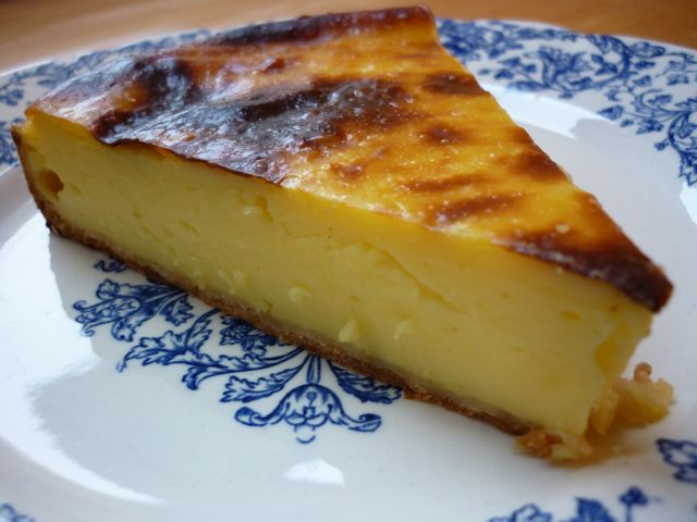 Flan pâtissier sans pâte1