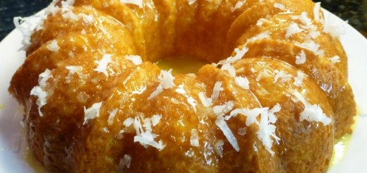 Gâteau à l'Ananas et à la Noix de Coco1