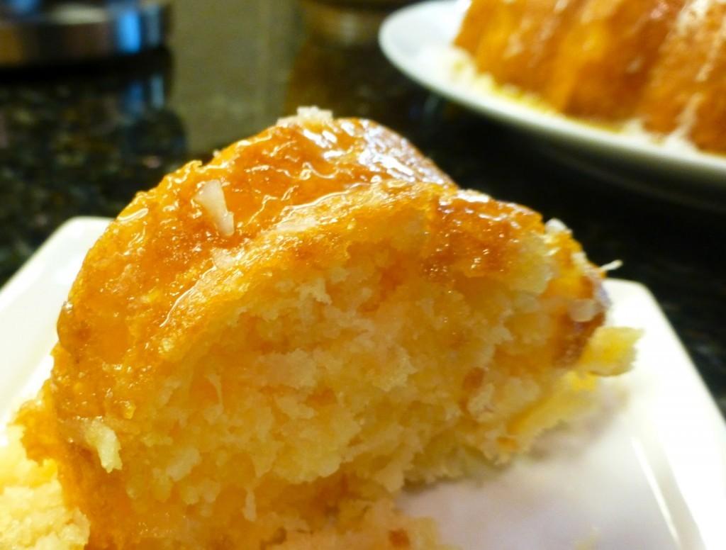 Gâteau à l'Ananas et à la Noix de Coco2