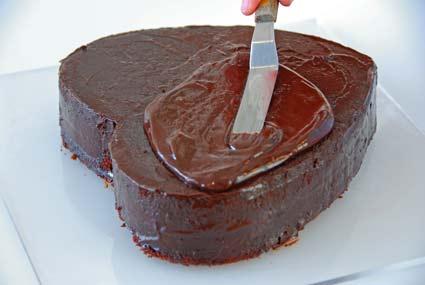 Gateau chocolat-framboise3