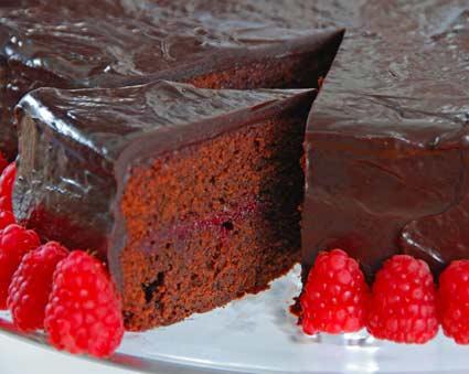 Gateau chocolat-framboise4