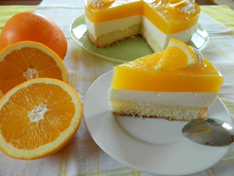 L'irrésistible gâteau à l'orange1