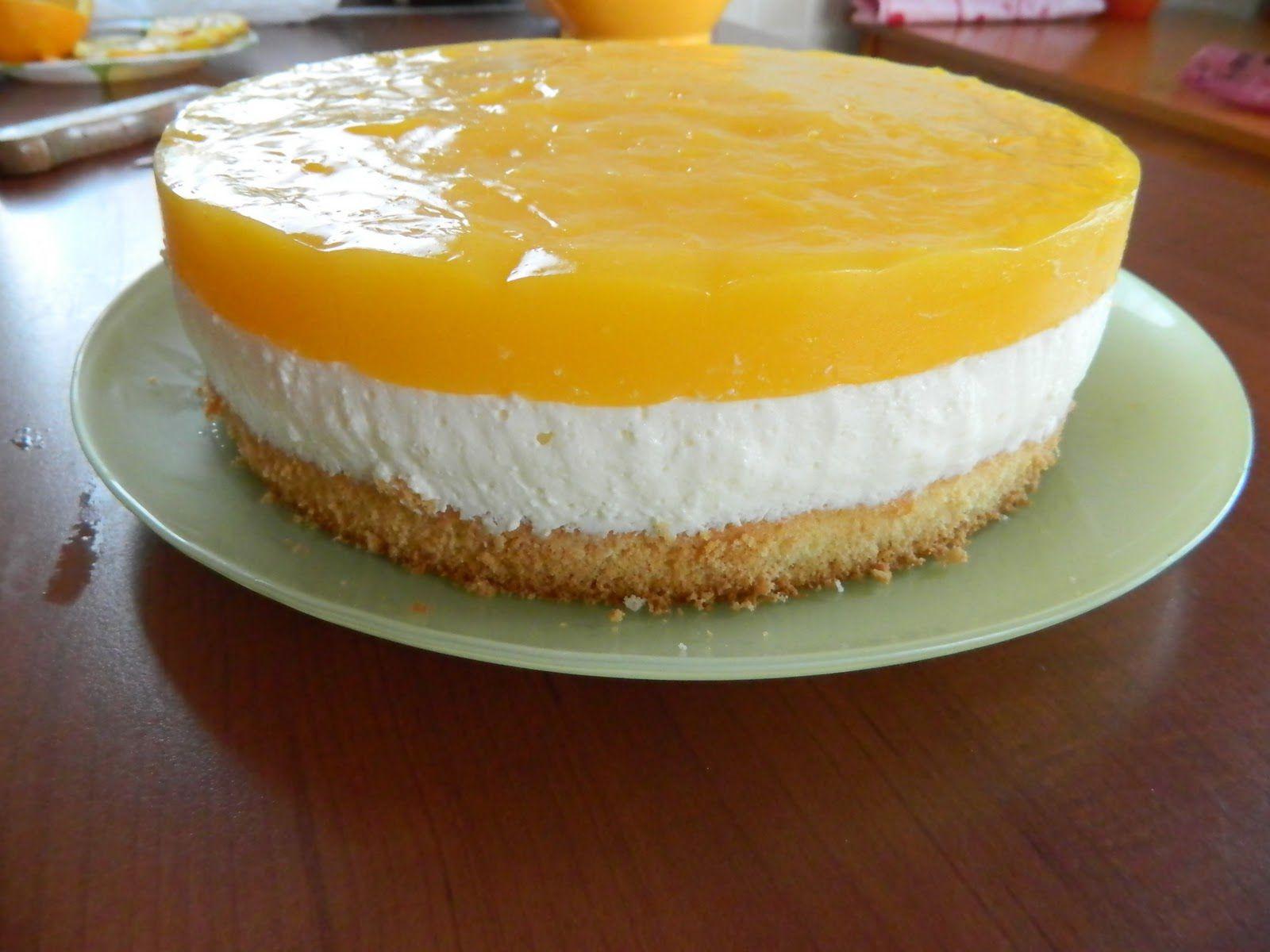 Cake  Ef Bf Bd L Orange Recette