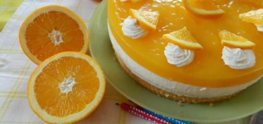 L'irrésistible gâteau à l'orange6