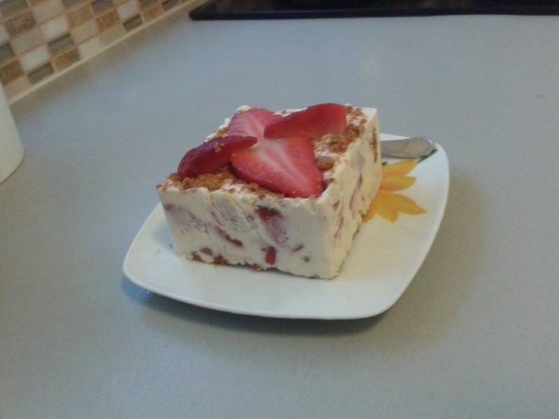 Tiramisu fraises et speculoos1