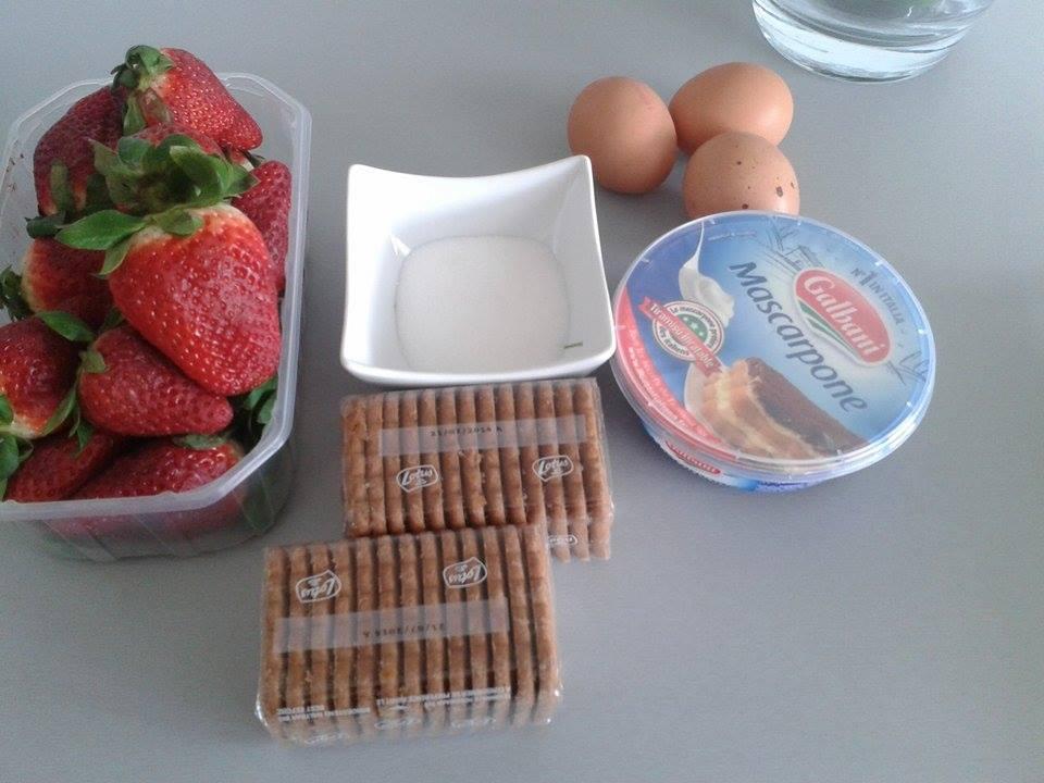Tiramisu fraises et speculoos2