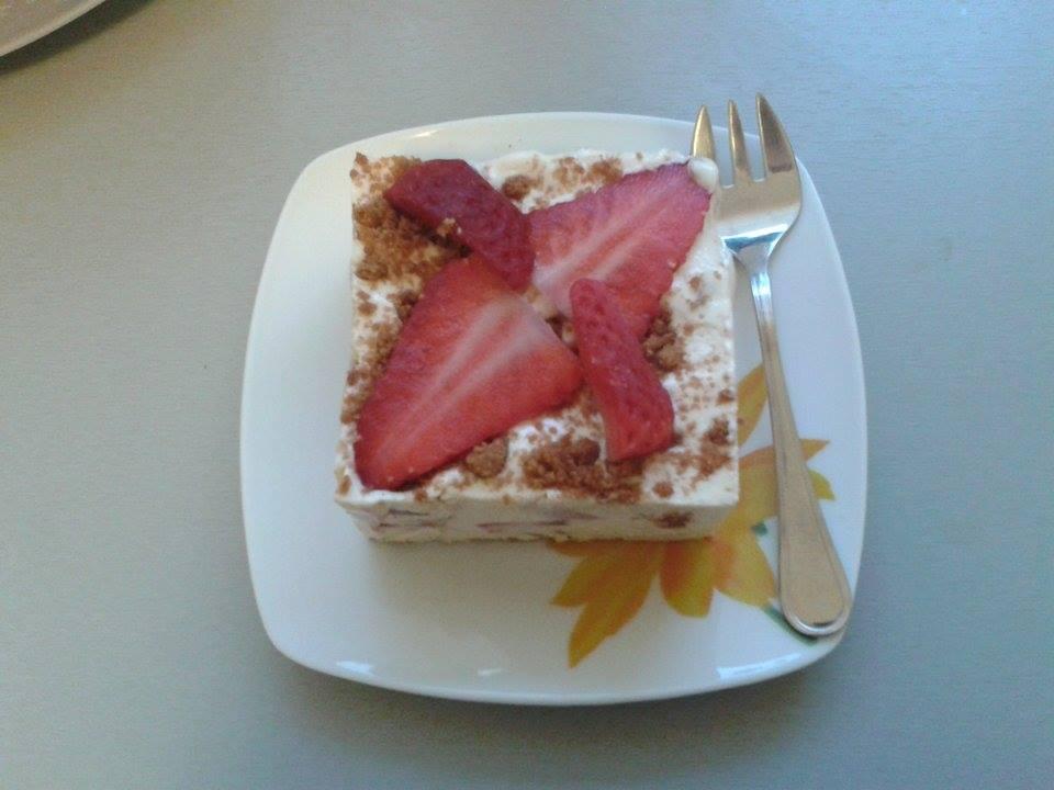 Tiramisu fraises et speculoos5