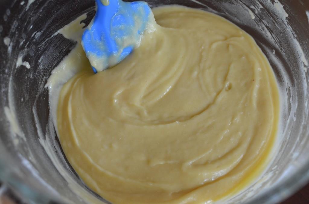 Cake aux amandes et yaourt4