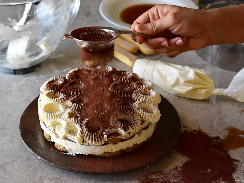 Gâteau Tiramisu10