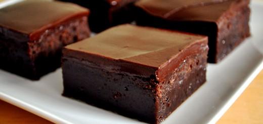 Gâteau au chocolat et mascarpone1