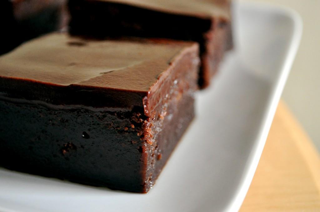 Gâteau au chocolat et mascarpone2