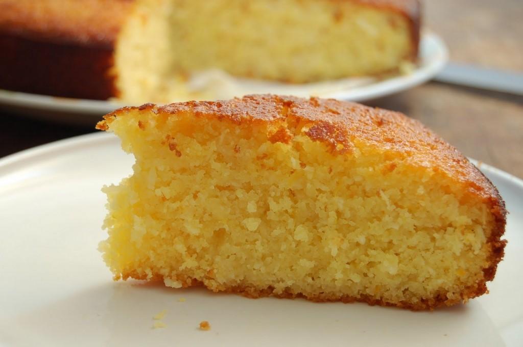 Gâteau orange extra moelleux