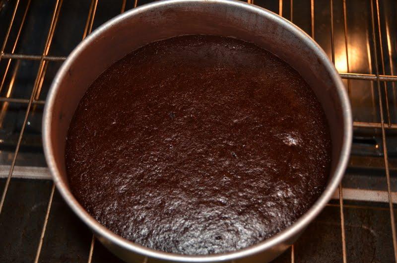 Gâteau yaourt au chocolat2