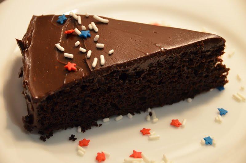 Gâteau yaourt au chocolat5