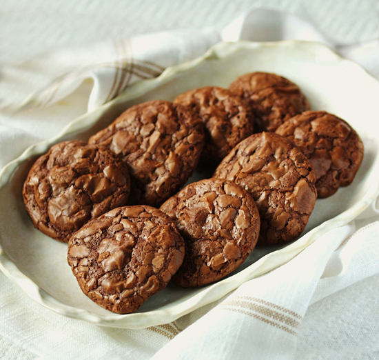 Les cookies brownies1