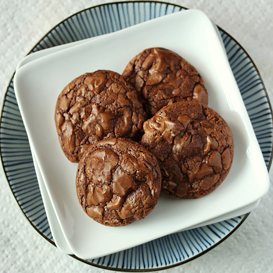 Les cookies brownies2