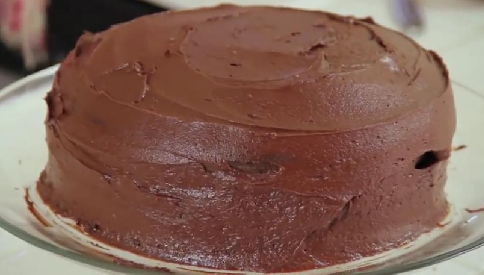 Succulent gâteau au chocolat4