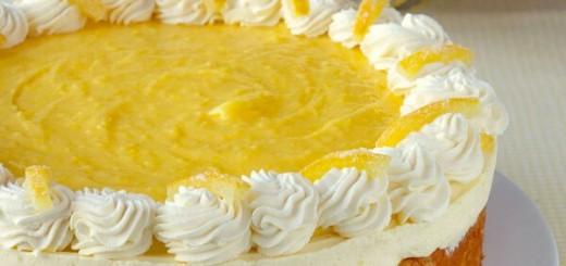 Gâteau à la mousse au citron1