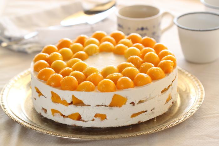 Gâteau aux petits beurre mascarpone et mangue1
