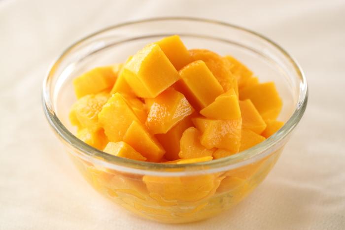 Gâteau aux petits beurre mascarpone et mangue2