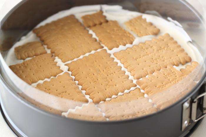 Gâteau aux petits beurre mascarpone et mangue3