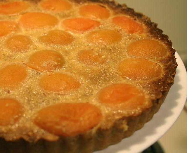 Tarte Alsacienne aux Abricots1