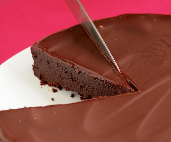fondant au chocolat sans farine avec gla age chocolat g teaux d lices. Black Bedroom Furniture Sets. Home Design Ideas