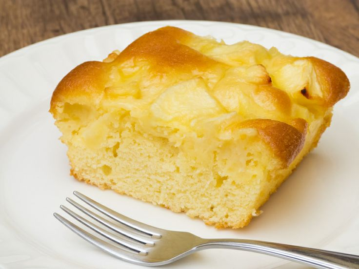 Cake Aux Pommes Cannelle