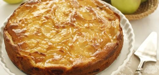 Gâteau aux pommes de grand mère1