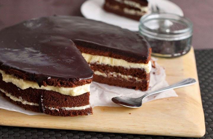 Gâteau trois chocolats2