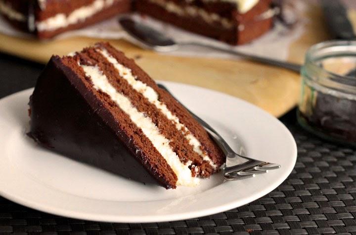 Gâteau trois chocolats3