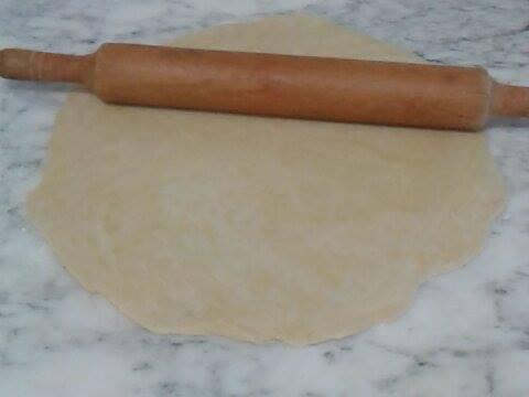 Réussir une pâte brisée5