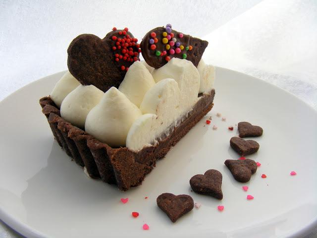 Tarte chocolat et crème3